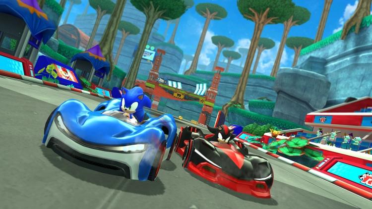 Sonic Racing от SEGA