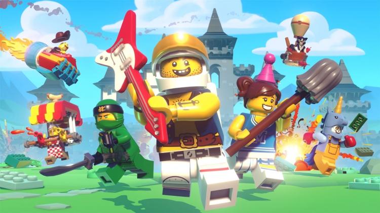 LEGO Brawls от LEGO