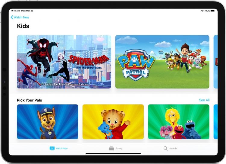 """Видеослужба Apple TV+ с эксклюзивным контентом, наконец, представлена"""""""