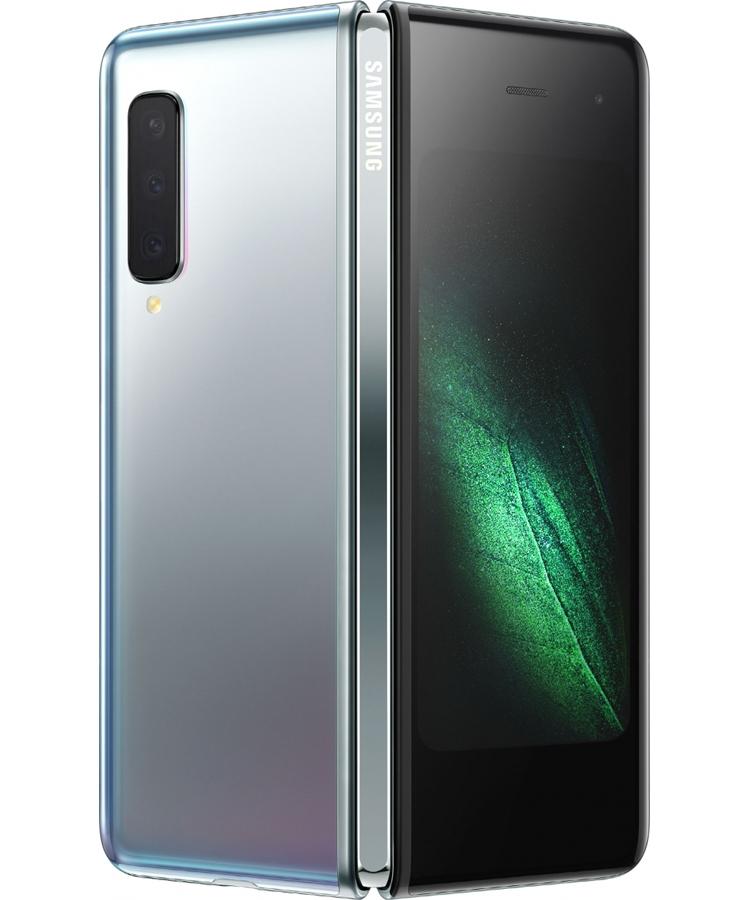 "2000 евро за гибкий смартфон: Samsung Galaxy Fold выйдет в Европе в мае"""