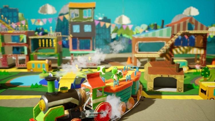 Новый трейлер Yoshi's Crafted World демонстрирует все особенности милого платформера