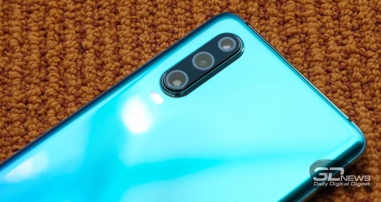 "Huawei представила новые флагманы в лице P30 и P30 Pro"""