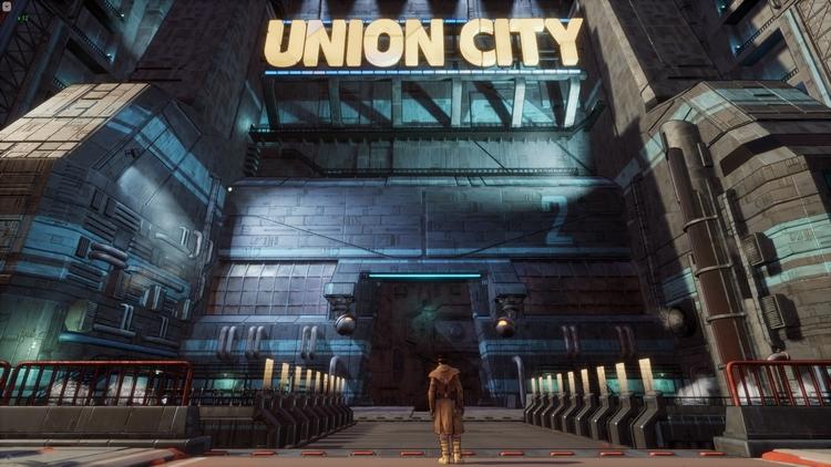 Киберпанк, юмор и стиль от художника «Хранителей»: анонс Beyond a Steel Sky, сиквела игры 1994 года