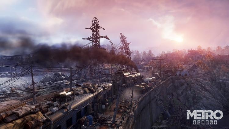 """«Новая игра +», улучшения производительности и RTX: вышел первый крупный патч для Metro Exodus"""""""