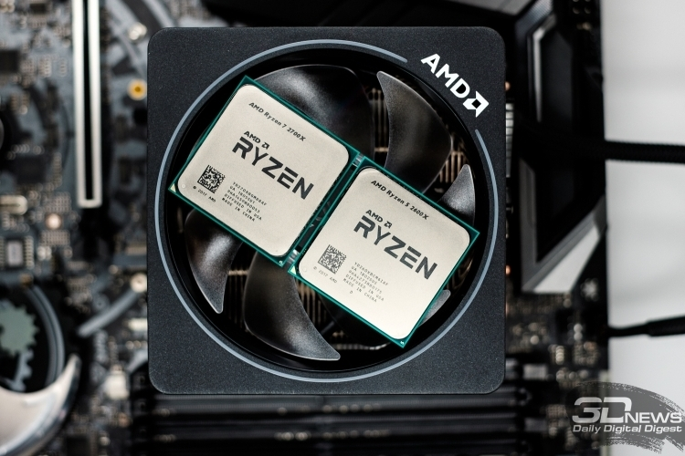 """AMD готовится к выходу Ryzen 3000, снижая цены на актуальные процессоры"""""""
