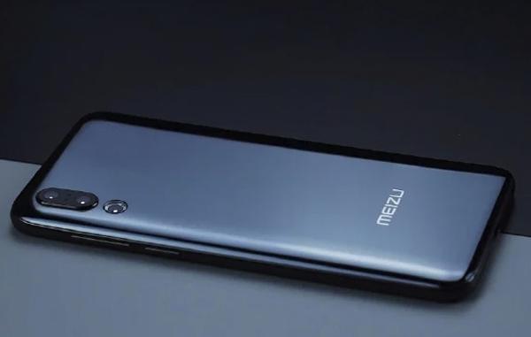 """«Живые» фото и рендеры раскрыли дизайн мощного смартфона Meizu 16s"""""""