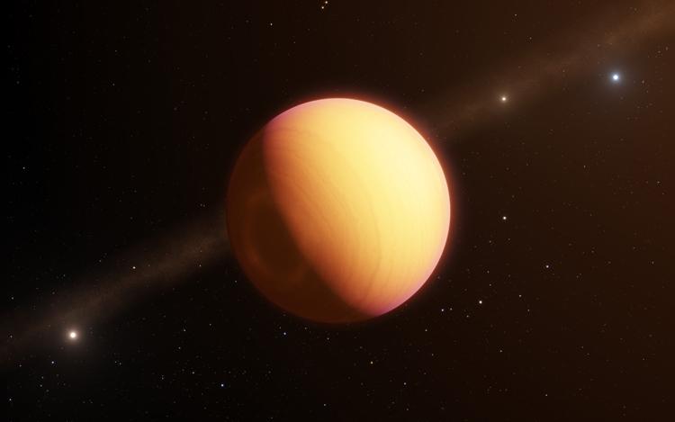 """Враждебный мир: на близлежащей экзопланете выявлена колоссальная буря"""""""