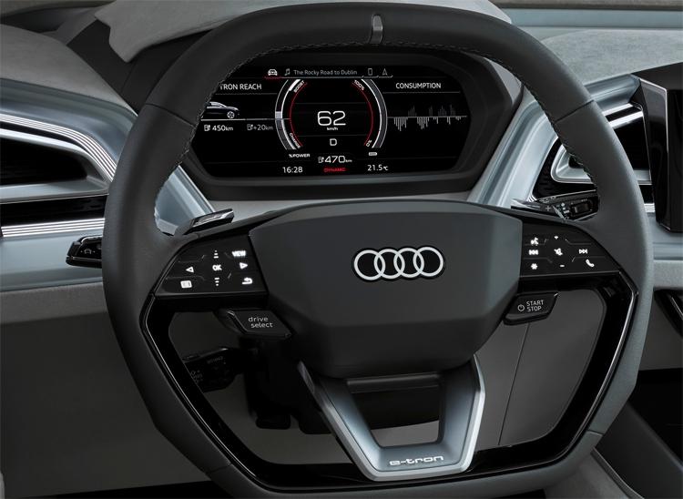 """Audi выпустит конкурента Tesla Model 3 не ранее 2023 года"""""""