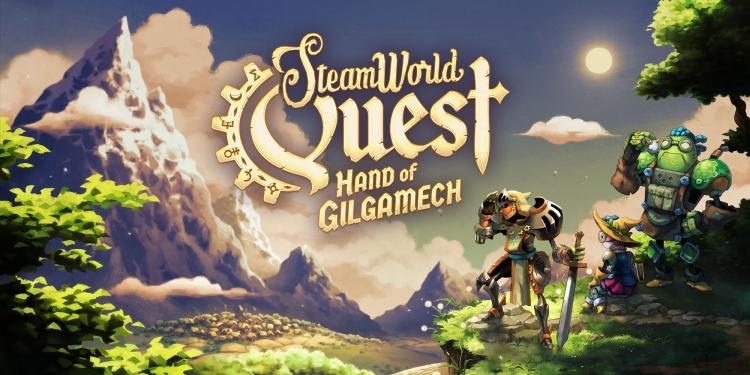 """Ролевая карточная игра SteamWorld Quest: Hand of Gilgamech выйдет 25 апреля"""""""