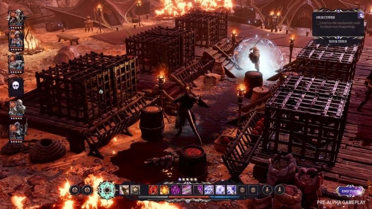 """Студия Larian представила тактическую ролевую игру Divinity: Fallen Heroes"""""""