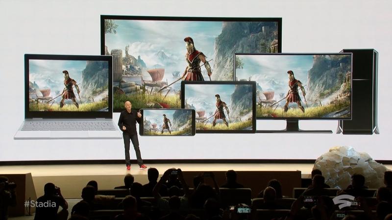 Все, что нужно для игры в будущем — любое устройство с экраном