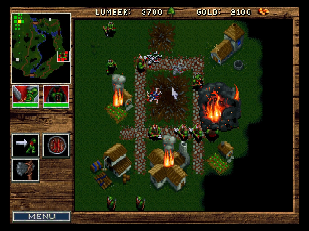 ВGOG появились классические Warcraft иWarcraft 2
