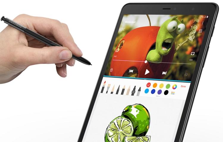 "Samsung Galaxy Tab A 8.0 (2019): Android-планшет с поддержкой S Pen"""