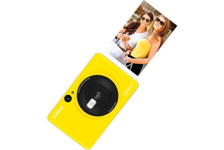"""Canon Zoemini S и C: компактные фотокамеры с функцией мгновенной печати"""""""