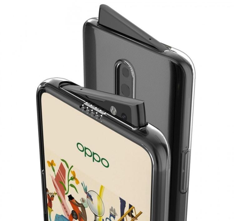 """Скрытая селфи-камера и экран Full HD+: раскрыто оснащение смартфона OPPO Reno"""""""