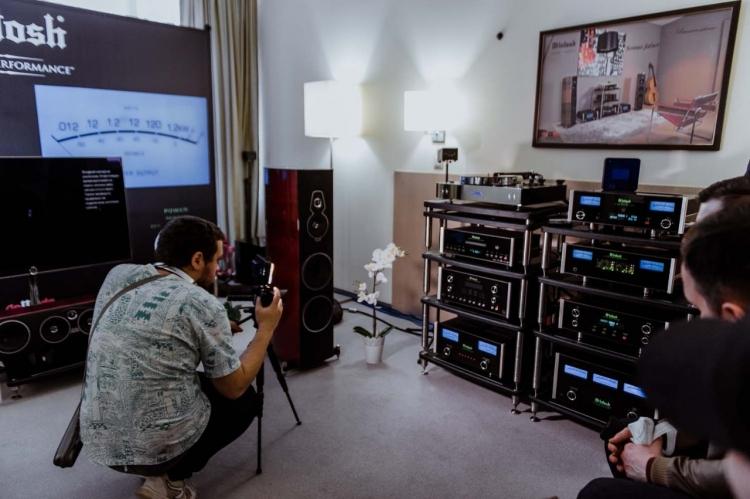 """С 11 по 14 апреля в Москве пройдёт выставка для аудиофиловHi-Fi & High End Show 2019"""""""