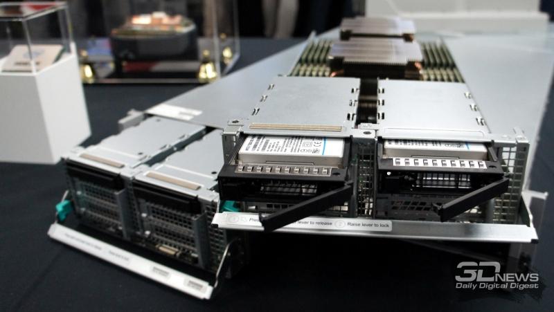 Платформа Intel S9200WK для Xeon Cascade Lake AP