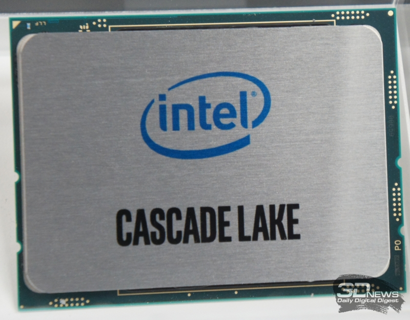 Intel Xeon Cascade Lake SP