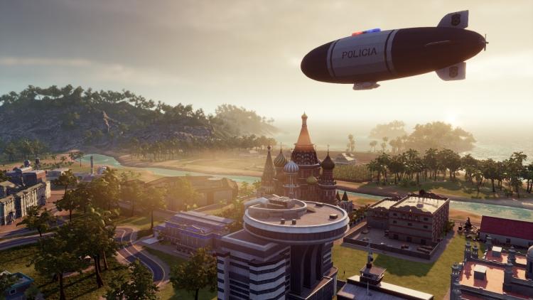 """Эль Президенте знакомит со своими владениями в трейлере к запуску Tropico 6"""""""