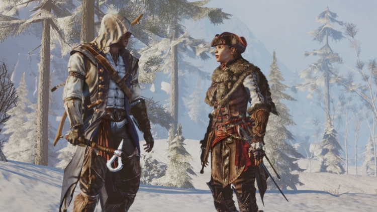Ремастеры Assassin's Creed III и Liberation уже можно купить на ПК, Xbox One и PS4 — на очереди Switch""