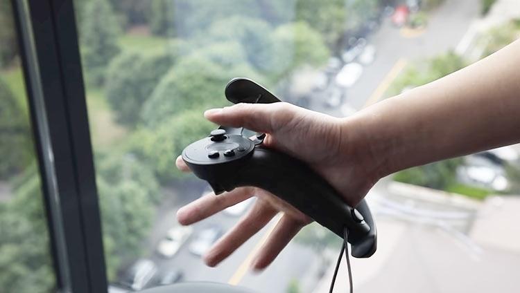 Контроллер Valve Knuckles EV2