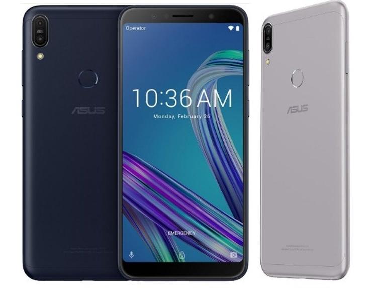 "ASUS предложила «весенние» цены на смартфоны серии ZenFone Max"""