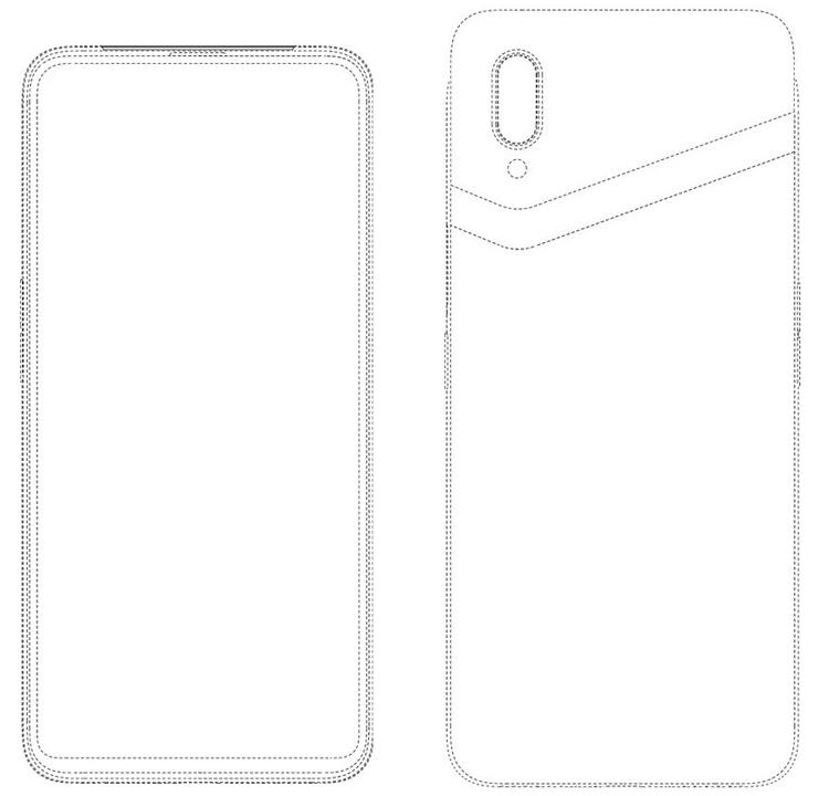 """OPPO проектирует смартфон-слайдер с двойной селфи-камерой"""""""