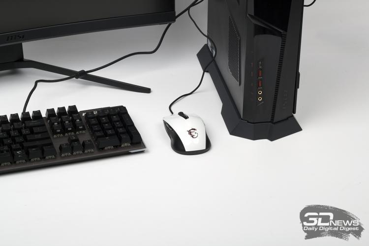 Десктоп MSI Trident X — играть без промедления!