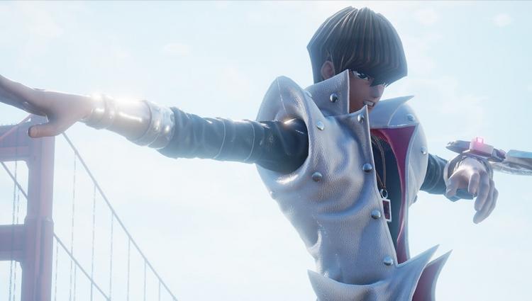 Видео: Сэто Кайба станет вторым персонажем манги «Король игр» в файтинге Jump Force