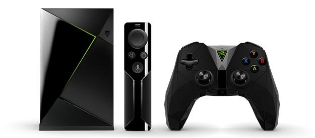 """Новый пульт и геймпад для NVIDIA Shield TV?"""""""