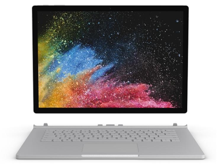 """Microsoft выпустила ноутбук Surface Book 2 с процессором Intel Core i5 восьмого поколения"""""""
