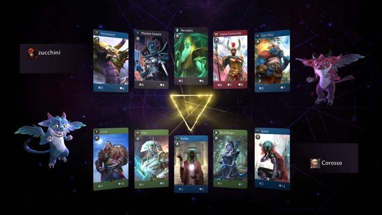"""Valve переделает Artifact в угоду игрокам, выпуск обновлений приостановлен"""""""