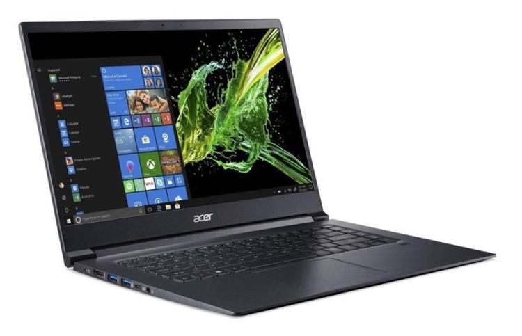"Ноутбук Acer Aspire 7 на платформе Intel Kaby Lake G оценён в $1500"""