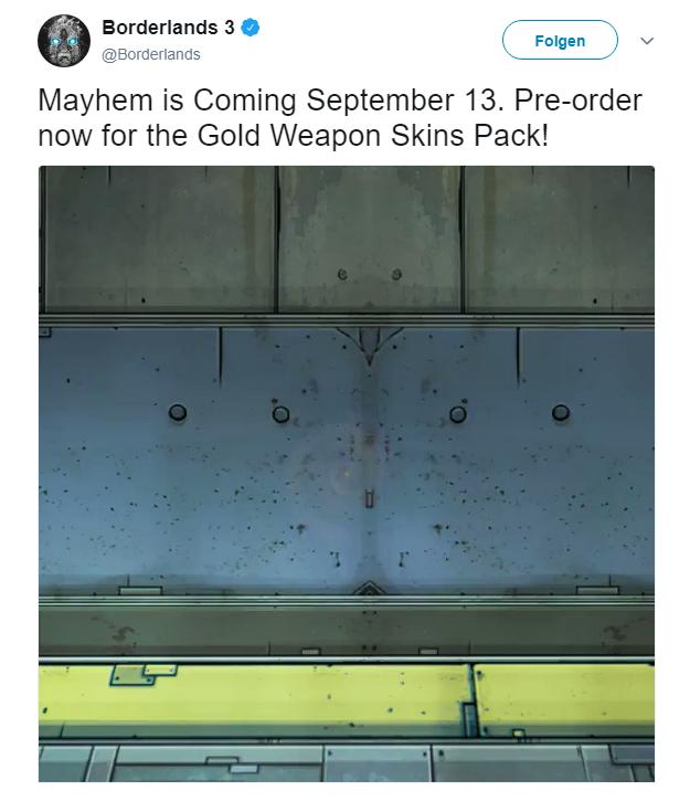 """Утечка: Borderlands 3 выйдет в сентябре и станет эксклюзивом Epic Games Store"""""""