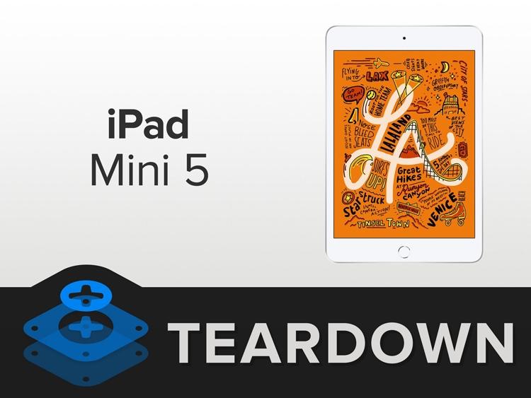 """Лучше не ломать: планшет iPad Mini 5 ремонту не подлежит"""""""