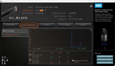 Обзор NVMe SSD-накопителя WD Black SN750: лавировали, да не вылавировали