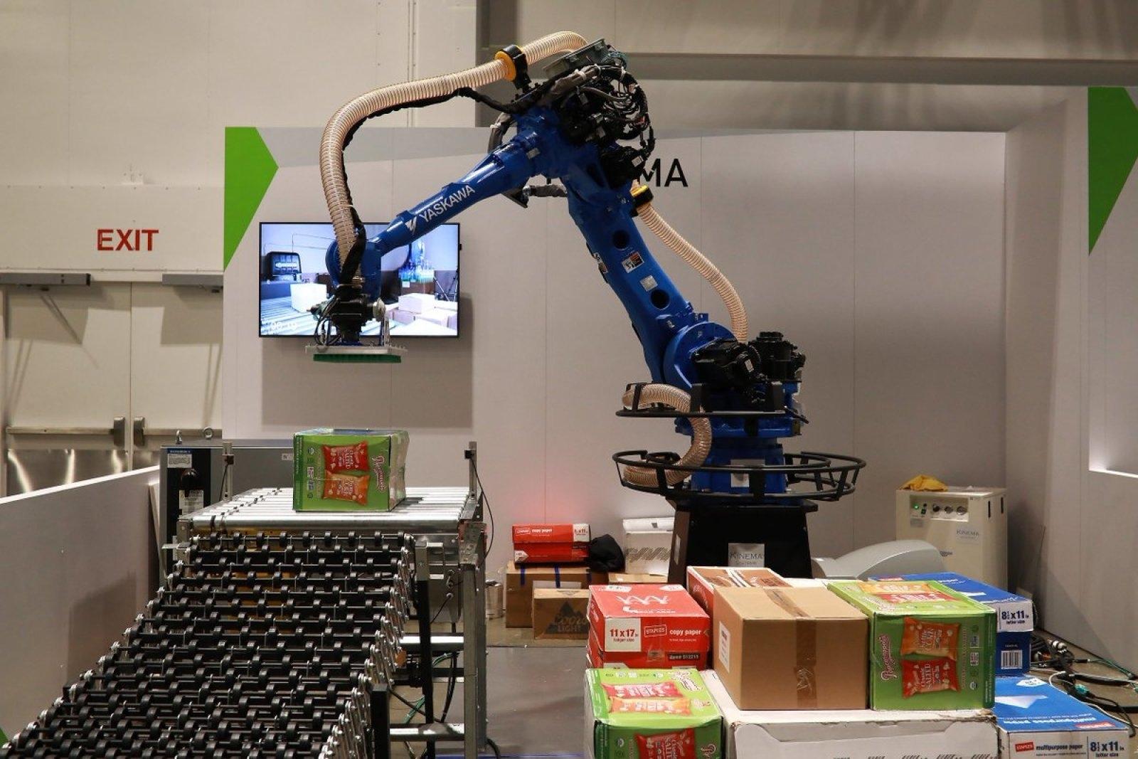Новая покупка Boston Dynamics несомненно поможет роботам видеть в3D