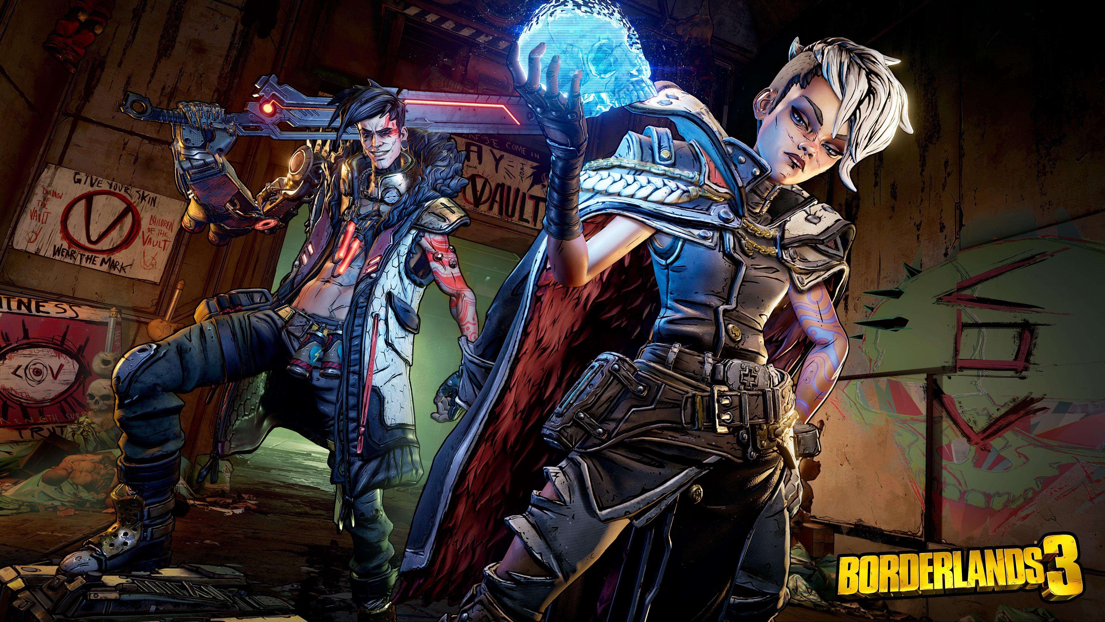 Всезонном абонементе для Borderlands 3 будут 4 сюжетных дополнения