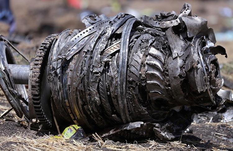 """Reuters: перед катастрофой эфиопского Боинга отключённая система MCAS включилась сама"""""""