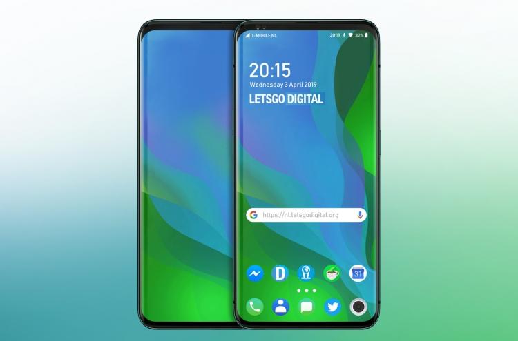 """Oppo зарегистрировала безумный патент смартфона с выдвижным экраном"""""""