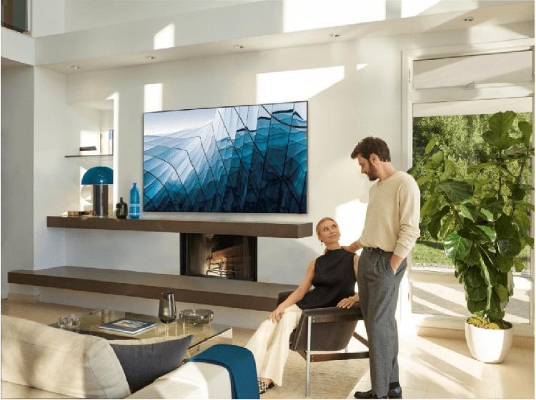 Недавно состоялся дебют новых QLED-телевизоров Samsung с технологией ИИ