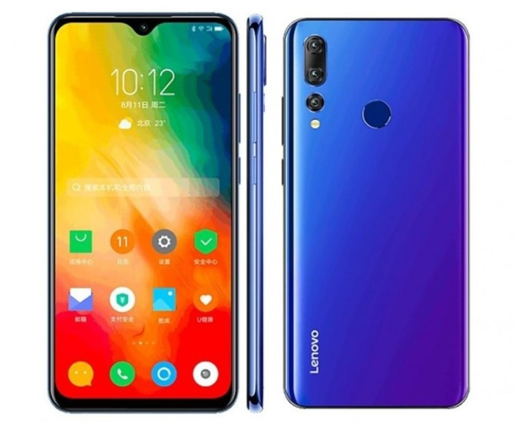 Lenovo K6 Enjoy: смартфон среднего уровня с чипом Helio P22""