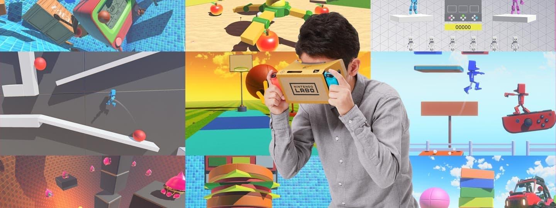 В Mario Odyssey и Breath of the Wild появится VR-окружение