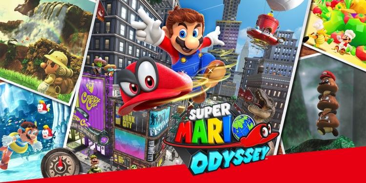 В Mario Odyssey и Breath of the Wild появится VR-окружение для набора Nintendo Labo
