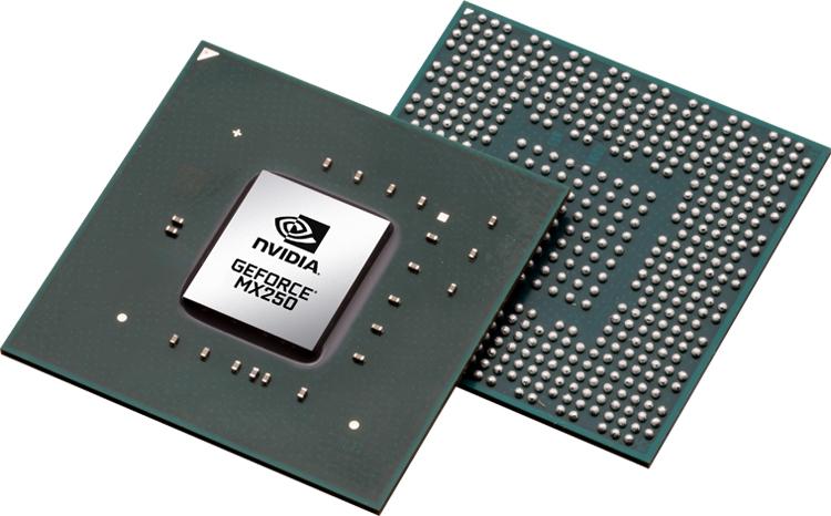 """GPU для ноутбуков NVIDIA GeForce MX250 существует в двух версиях: разница в производительности — 30 %"""""""