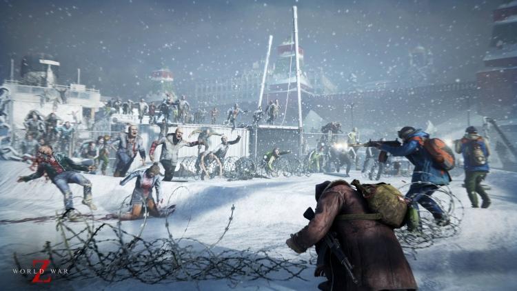 "Видеорассказ об игровом процессе кооперативного боевика World War Z"""