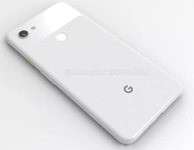 """Google на собственном сайте подтвердила существование Pixel 3a"""""""