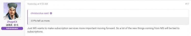 """Microsoft может объединить подпискиXbox Live иGame Pass в одну общую"""""""