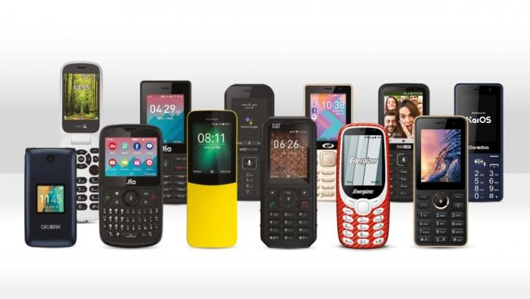 """Маленькая революция: кнопочные телефоны наKaiOS умеют почти то же, что и смартфоны"""""""