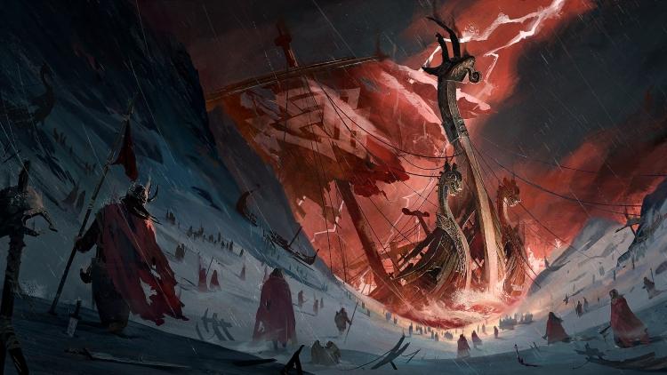 """Kotaku: новая Assassin's Creed с кодовым именем «Королевство» действительно включает викингов"""""""
